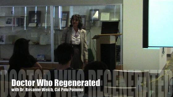 Doctor Who RegeneratedPresenation