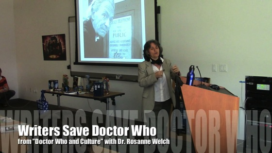 Drwho writers save