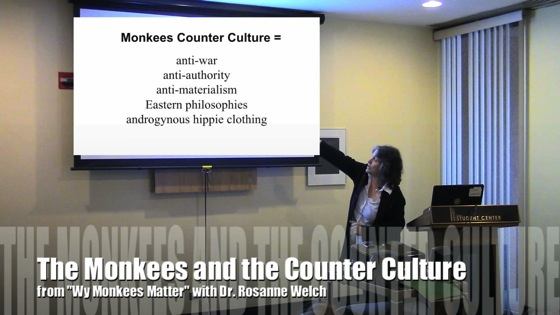 The Monkees and the Counter Culture from