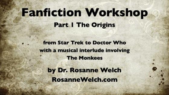 Fan Fiction Workshop