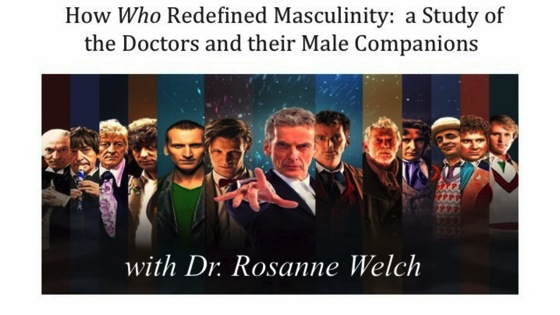 Masculinity doctor who