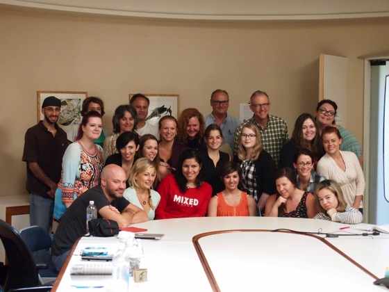 Our Inaugural class - Stephens College Low-Residency Master of Fine Arts in TV and Screenwriting