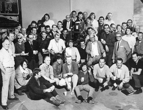 Monkees cast crew