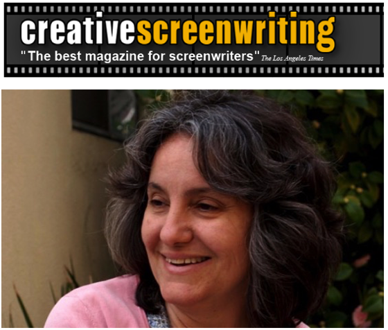A Woman's Voice in the Writers' Room - An In-Depth Interview with Dr. Rosanne Welch in Creative Screenwriting Magazine