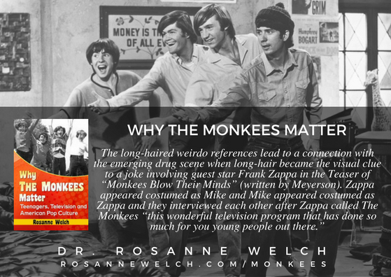 Why The Monkees Matter - cover
