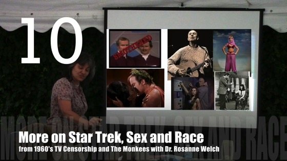 More on Star Trek, Sex, and Race from 1960's TV Censorship and The Monkees with Dr. Rosanne Welch