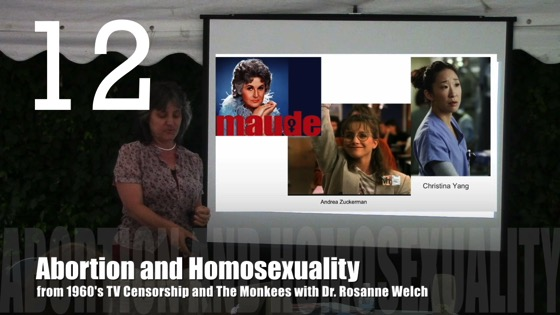 Abortion and Homosexuality from 1960's TV Censorship and The Monkees with Dr. Rosanne Welch