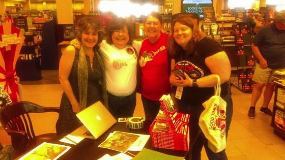Why The Monkees Matter Book Signing, St. Louis, Missouri, Saturday, November 5, 2016