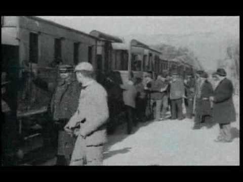 Arrival of a Train at La Ciotat (The Lumière Brothers, 1895)