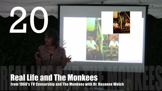 Real Life and The Monkees from 1960's TV Censorship and The Monkees