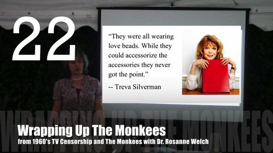 Monkees ceWrapping Up The Monkees from 1960's TV Censorship and The Monkees nsorship 22 conclusion