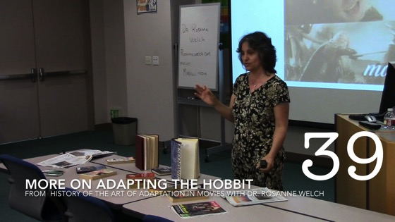 More on Adapting The Hobbit from A History of the Art of Adaptation