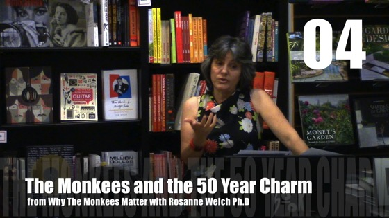 The Monkees and the 50 Year Charm from Why The Monkees Matter Book Signing, Book Soup, Hollywood