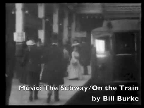 A History of Screenwriting - 17 in a series - Interior New York Subway, 14th St to 42nd St (Billy Bitzer, Mutoscope, 1905)