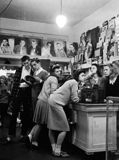 From The Research Vault: The Invention of Teenagers: LIFE and the Triumph of Youth Culture