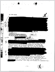 From The Research Vault: The Monkees' FBI File via FBI Vault