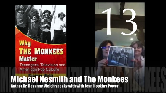 "13 : Michael Nesmith and The Monkees : ""Why The Monkees Matter"" Interview with Jean Power"