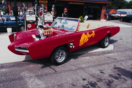 From The Research Vault: Monkeemobile History from Pontiac Enthusiast Magazine