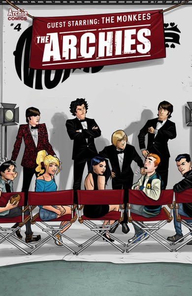 News: Archie to Meet The Monkees in Comic Book Crossover via Hollywood Reporter