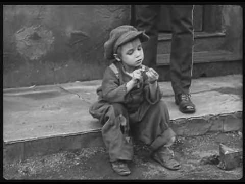 A History of Screenwriting - 45 in a series - The Kid - Charlie Chaplin (1921)