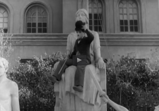 A History of Screenwriting - 47 in a series - City Lights - Charlie Chaplin (1931)