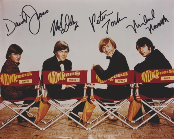 The Monkees still have plenty to say. by Jeff Marcus, Goldmine: The Music Collector's Magazine.