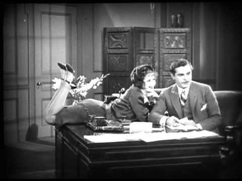 A History of Screenwriting 52 - It starring Clara Bow - Written by Hope Loring, Louis D. Lighton and George Marion Jr. - 1927