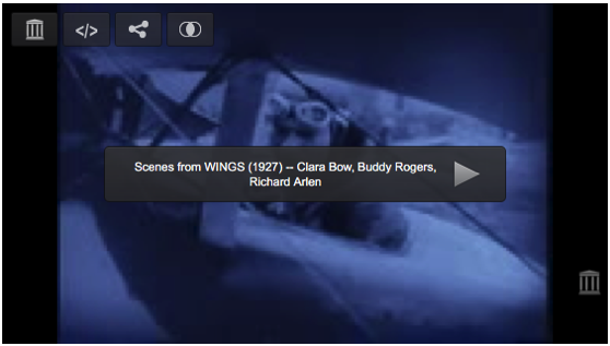 A History of Screenwriting 50 - Wings starring Clara Bow by Julian Johnson - 1927