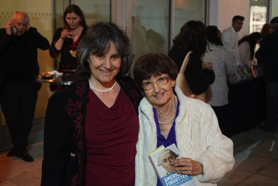 Mary Danko and Dr. Rosanne Welch