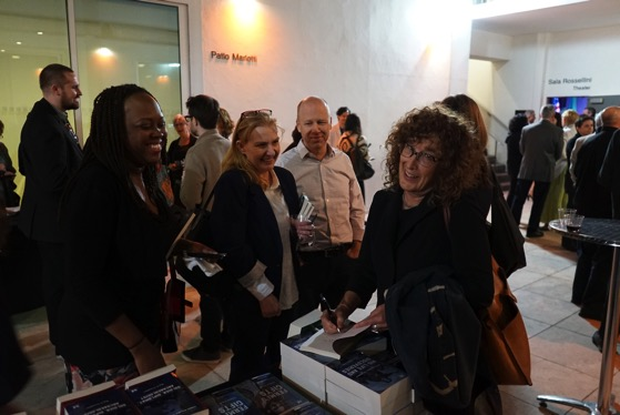 The Mentoris Project Book Launch Party and Reading with Dr. Rosanne Welch