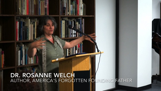Dr. Rosanne Welch presents at Cal Poly Pomona's Golden Leaves Presentation [Video] (5:21)