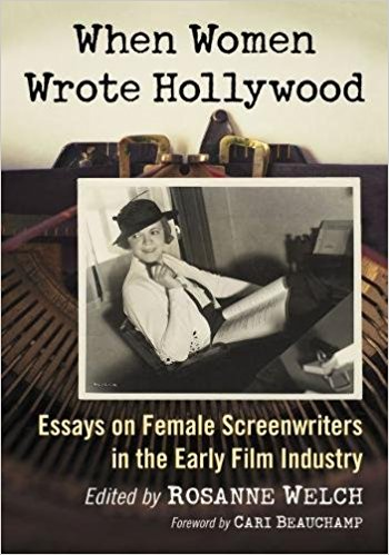 When Women Write Hollywood Cover