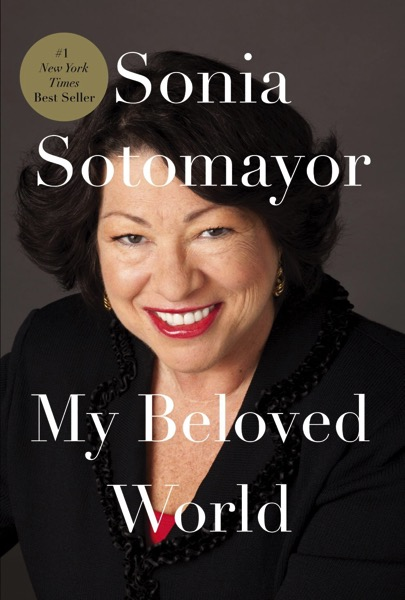 From The Research Vault: My Beloved World by Sonia Sotomayor
