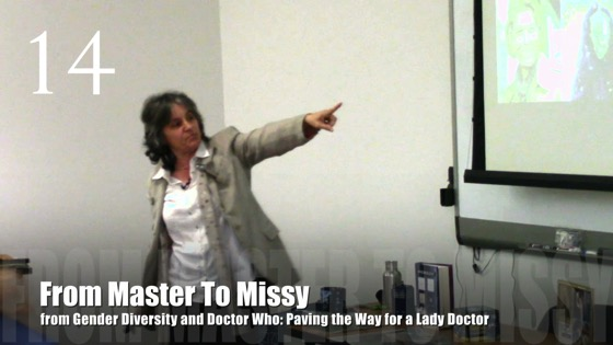 14 From Master to Missy from Gender Diversity in the Who-niverse