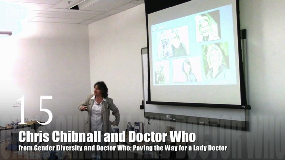 15 Chris Chibnall and Doctor Who from Gender Diversity in the Who-niverse