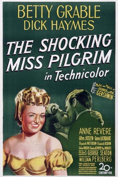 Miss pilgrim