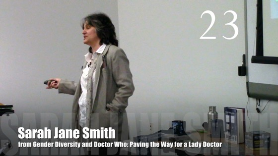 Sarah Jane Smith from Gender Diversity in the Who-niverse
