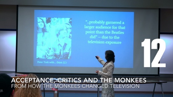 12 Acceptance, Critics and The Monkees from How The Monkees Changed Television [Video] (0:48)