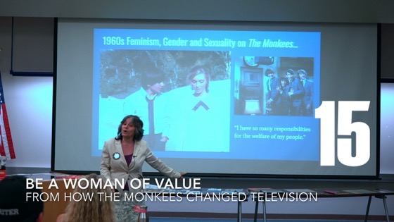 15 Be A Woman Of Value from How The Monkees Changed Television [Video] (0:56)