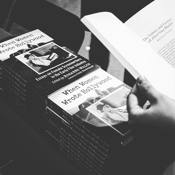 Books for Sale! - When Women Wrote Hollywood Book Launch Event via Instagram