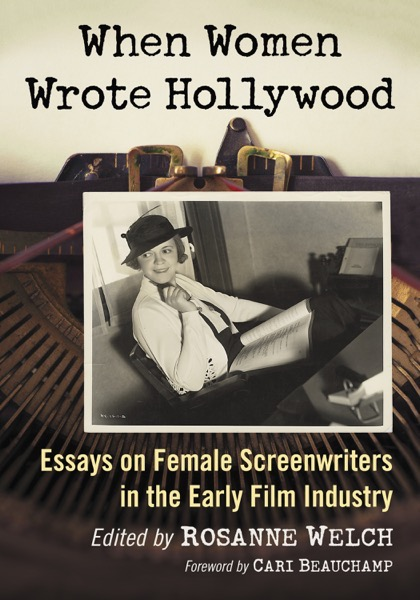 When Women Wrote Hollywood eBook Editions Now Available