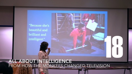 18 All About Intelligence from How The Monkees Changed Television [Video] (0:48)