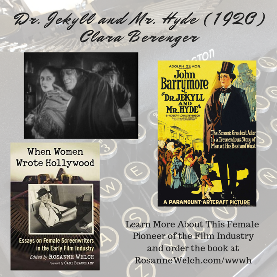 When Women Wrote Hollywood - 27 in a series -