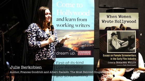 Julie Berkobien, Author of