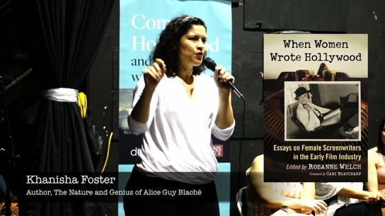 Khanisha Foster, Author of