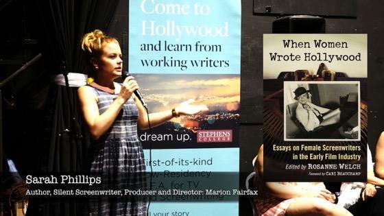 Sarah Phillips, Author of