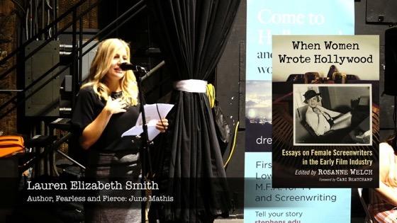 Lauren Elizabeth Smith, Author of