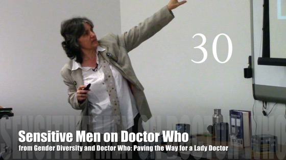 30 Sensitive Menu on Doctor Who from Gender Diversity in the Who-niverse [Video] (1:08)