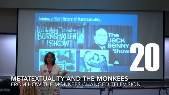 20 Metatextuality and The Monkees from How The Monkees Changed Television [Video] (0:58)