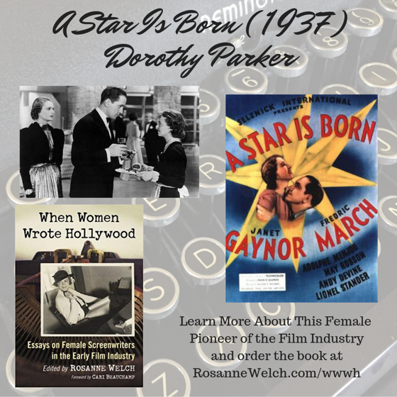 When Women Wrote Hollywood - 35 in a series -